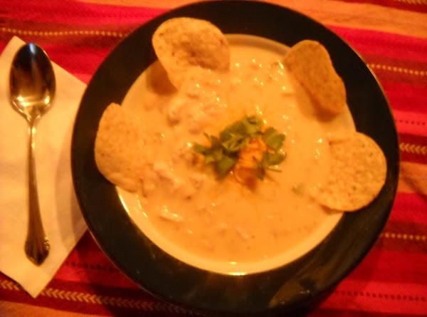 Mexican Chicken Chili Recipe