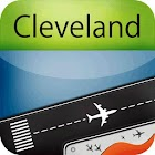 Cleveland Airport + Radar CLE icon