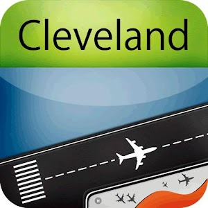 Cleveland Airport + Radar CLE