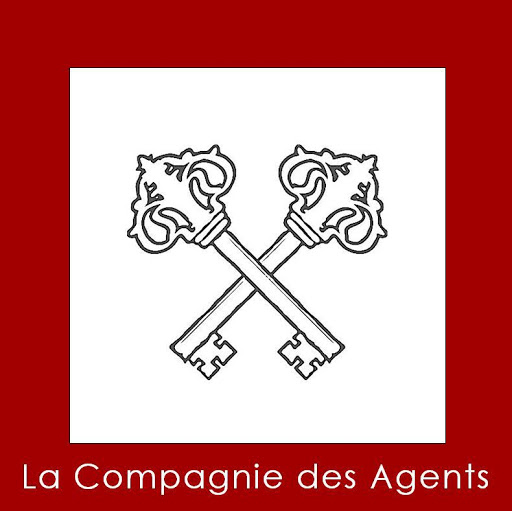 Logo de La Compagnie des Agents