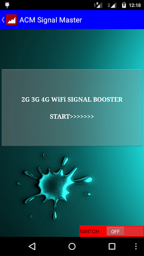 2G 3G 4G Speed Booster Prank