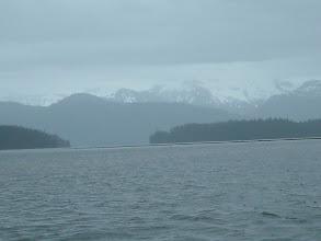 Photo: Frederick Sound looking toward LeConte Bay