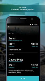 Nomadcar – Luxury Car Hire in Switzerland - náhled