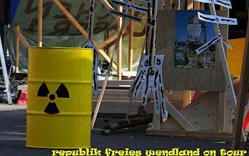 Photo: republik freies wendland on tour 2010