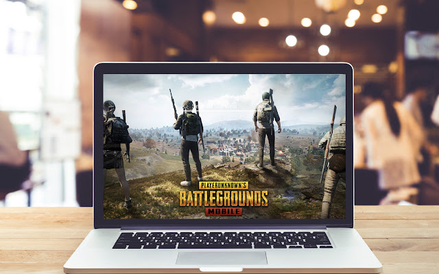 PUBG Mobile HD Wallpapers Game Theme