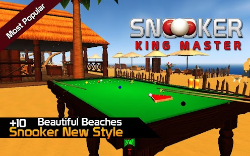 Snooker King Master- screenshot thumbnail