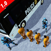 Cop Bus Prison Transport :Police Bus Driving Games Android APK Download Free By Master Game Builders - Fun Addictive Games 2019