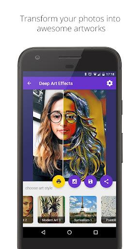 Deep Art Effects - AI Photo Filter & Art Filter 1.6.2 screenshots 1