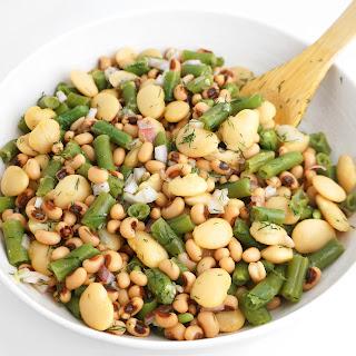 Three Beans Salad Recipe