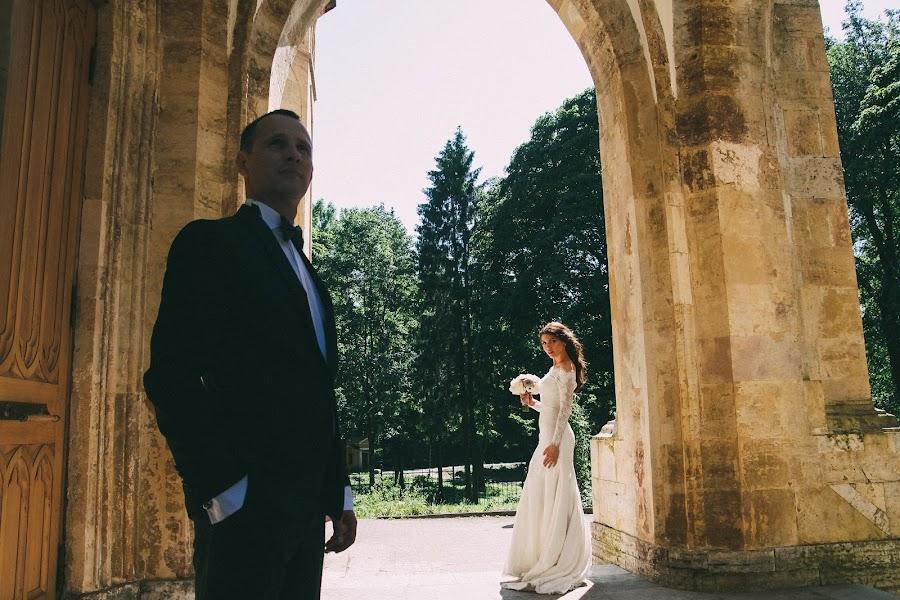 ช่างภาพงานแต่งงาน Daniil Virov (danivirov) ภาพเมื่อ 06.06.2016