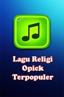 Lagu Religi Opick Terpopuler - náhled