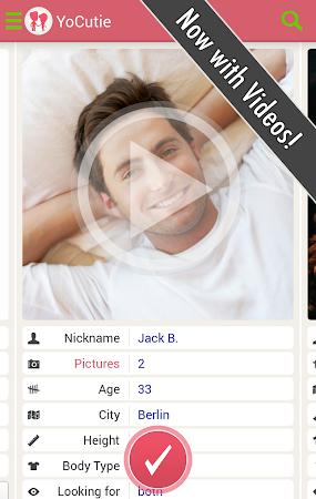 YoCutie ♥ 100% Free Dating App 1.131 screenshot 562422