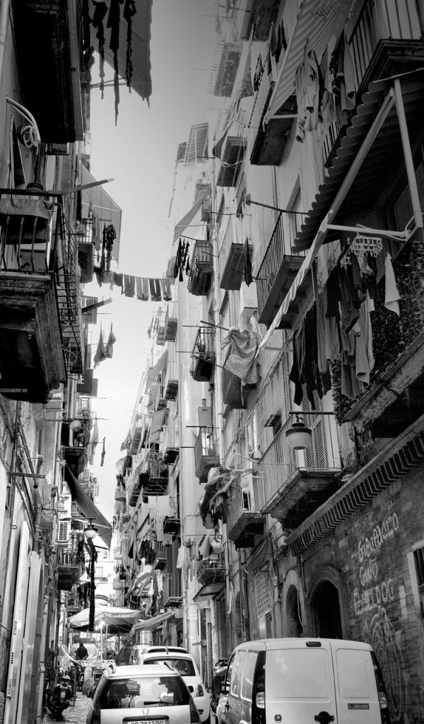 Vicoli di Napoli di savyspecial