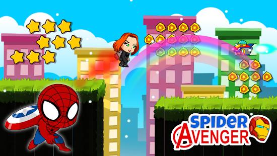 Super Spider Avenger - náhled