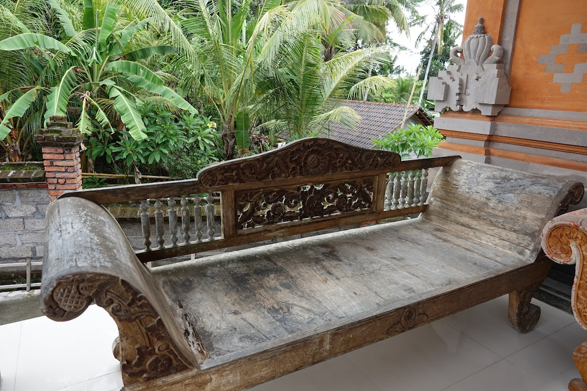 Pinterest. Indonesia Crafts. Well-worn furniture.