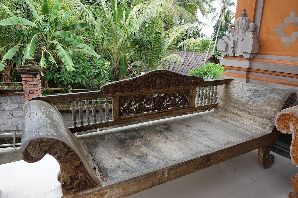 Pinterest. Indonesia Crafts. Well-worn furniture.