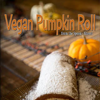 Vegan Pumpkin Roll Recipes