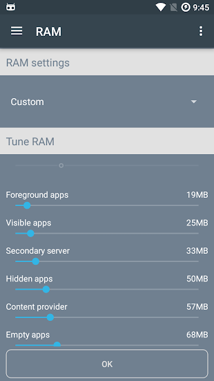 RAM Manager Pro- screenshot thumbnail