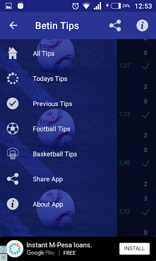 Download Betin Daily Tips- Daily Betting Tips Google Play softwares
