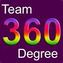 Team 360 Degree icon