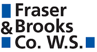 Fraser & Brooks Co. W.S logo