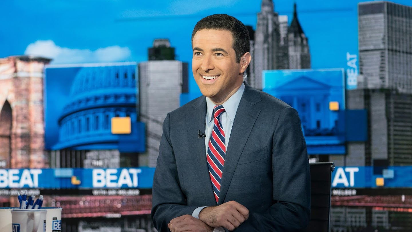 Watch The Beat With Ari Melber live
