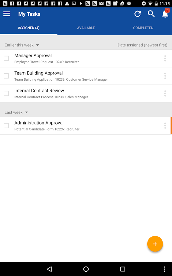 Laserfiche- screenshot
