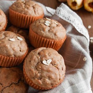 Applesauce Oatmeal Muffins.