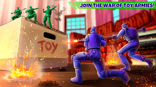 Plastic Soldiers War - Military Toys Attack 1.0.0 de.gamequotes.net 1