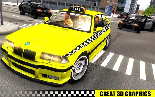 Multi-Level Taxi car Parking : Driving School 1.0 screenshots 1