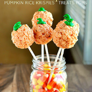 Sweet Suprise Rice Krispies Treats