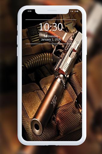 Gun Wallpaper 1.0 screenshots 8