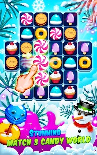Candy World Fever- screenshot thumbnail