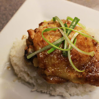 Asian-Style Baked Chicken