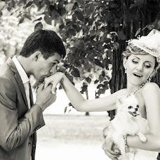 Wedding photographer Natalya Tiunova (NATALITIUNOVA75). Photo of 12.09.2013