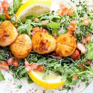 French Scallops Recipes.