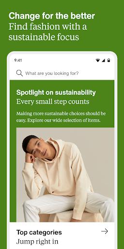 Zalando – fashion, inspiration & online shopping 4.67.0 screenshots 4