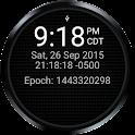 DevOps Time (Wear Watch Face) icon
