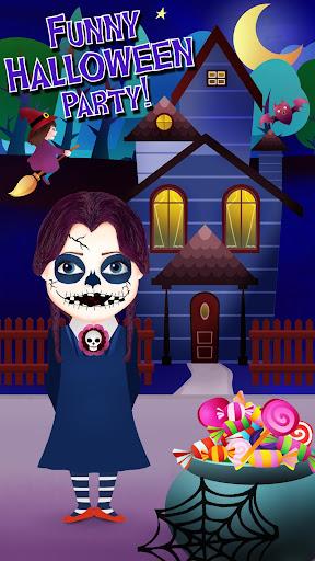 Funny Halloween Party скачать на планшет Андроид