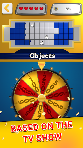 The Wheel of Fortune XD 3.9.4 screenshots 1