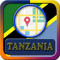 Tanzania Maps and Direction icon