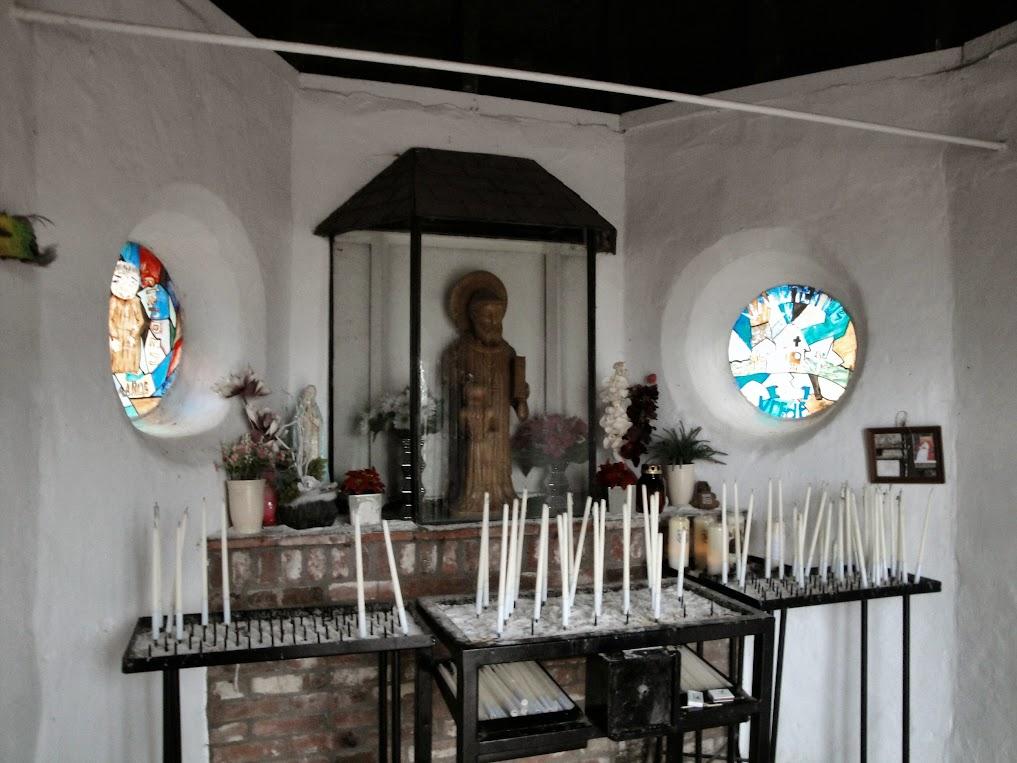 In de Sint Valentinuskapel