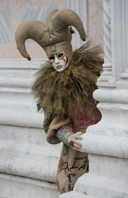 Venice the carnival di Giancarlo Lava