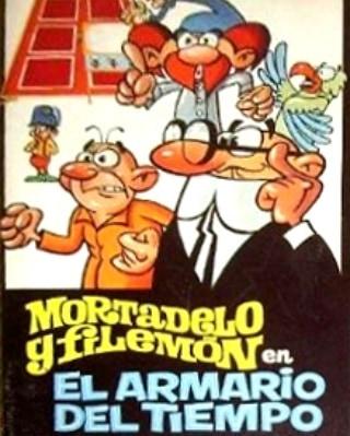 Mortadelo y Filemón: El armario del tiempo (1971, Rafael Vara)