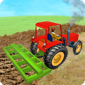 Farming Games Real Tractor Farming Sim 2017