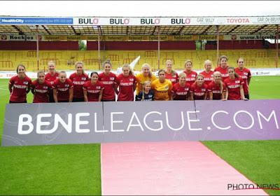 Le PSV fait un pas important dans la professionnalisation du football féminin