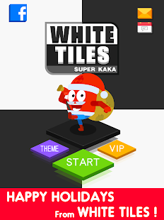 White Tiles : Super Kaka Screenshot