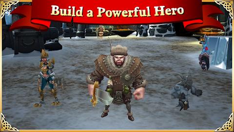 Arcane Legends Action RPG Screenshot 23
