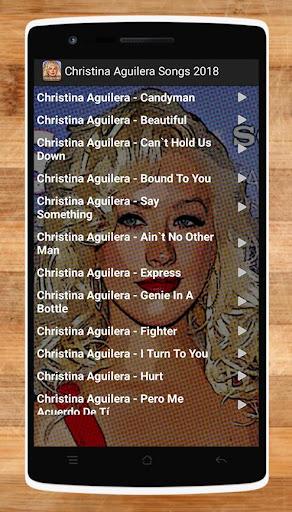 christina aguilera hurt download