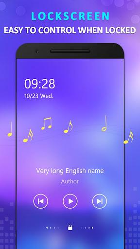 Pemutar musik KX 1.5.8 screenshots 5